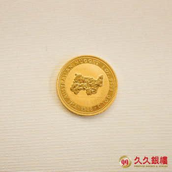 鴻運金幣-反